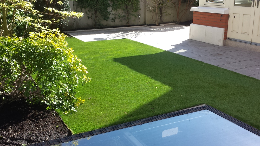 Lawn and Granite