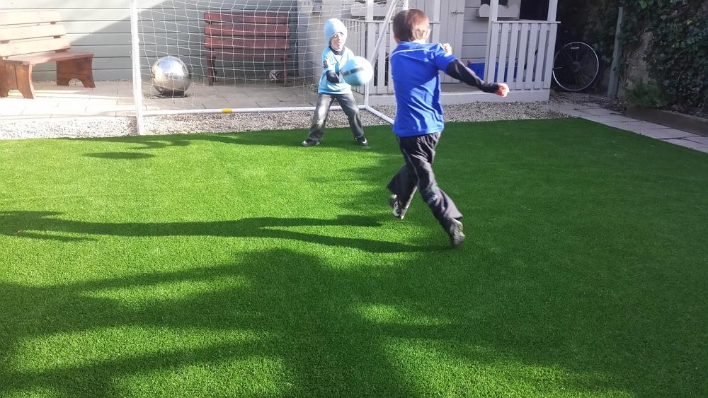 TigerTurf Sport lawns