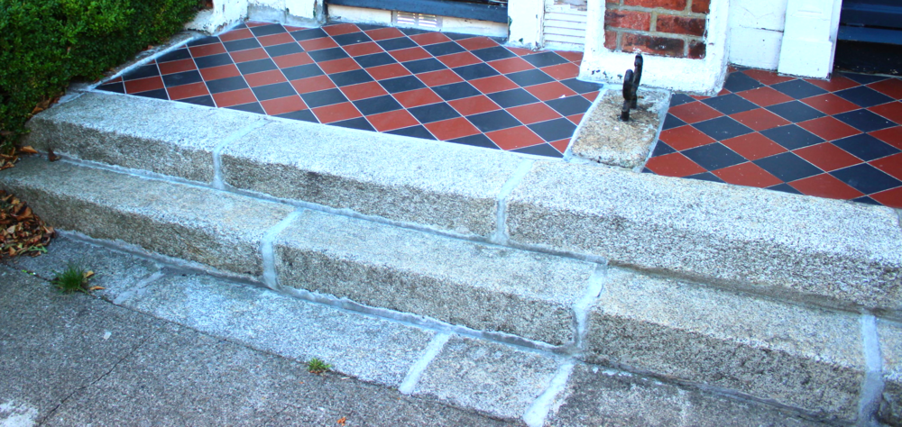 Step reconstruction Dublin