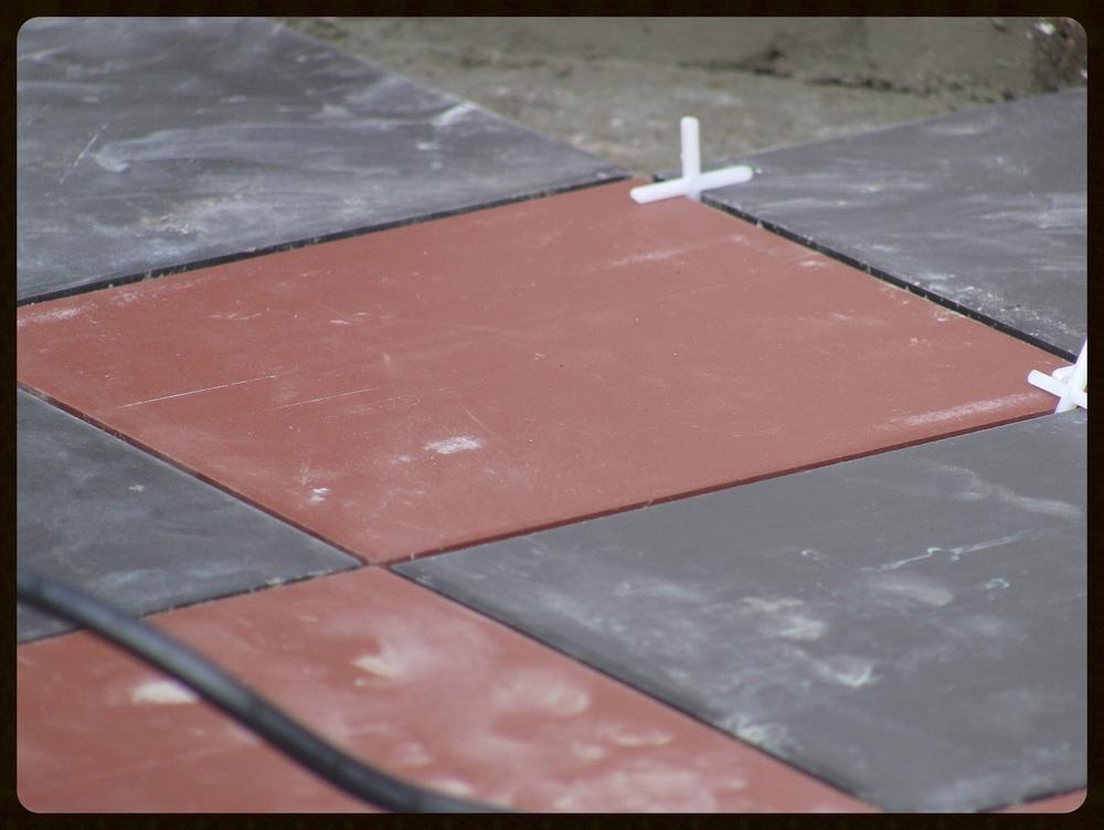 tiling step