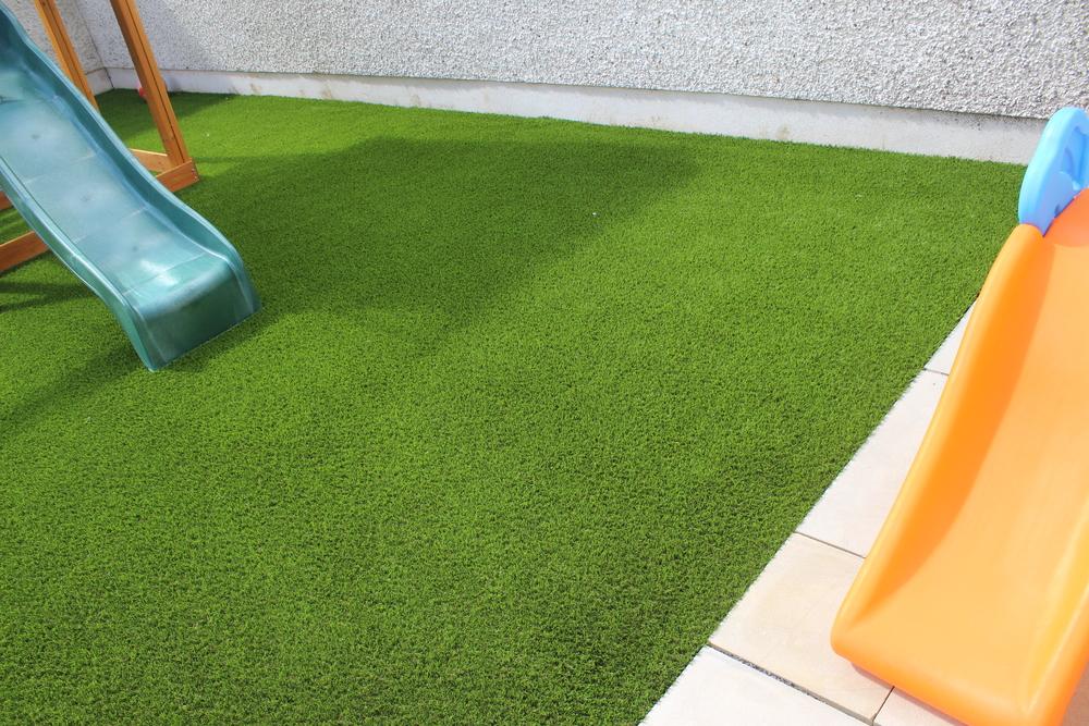 TigerTurf AstroTurf Lawn