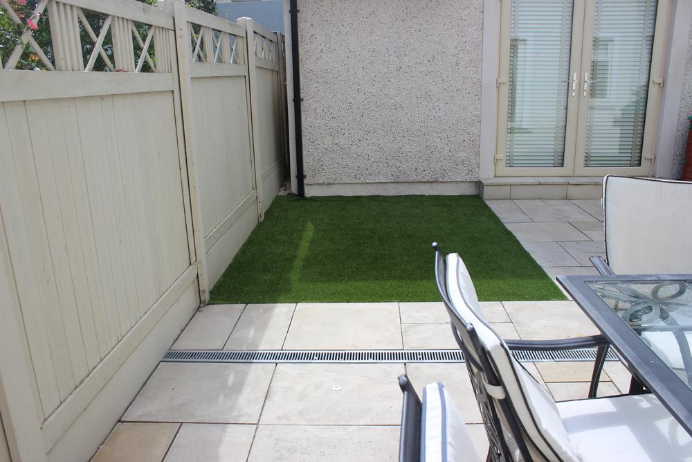 grass square