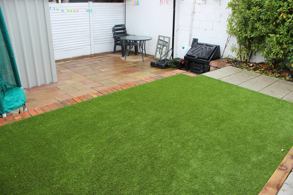TigerTurf Artificial lawn