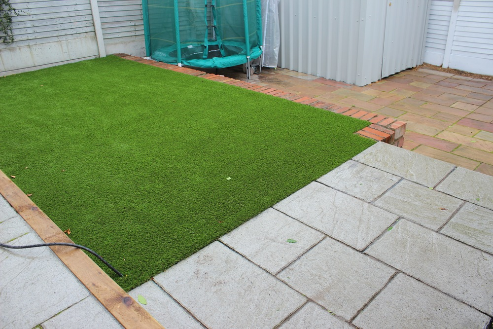 Artificial Garden grass