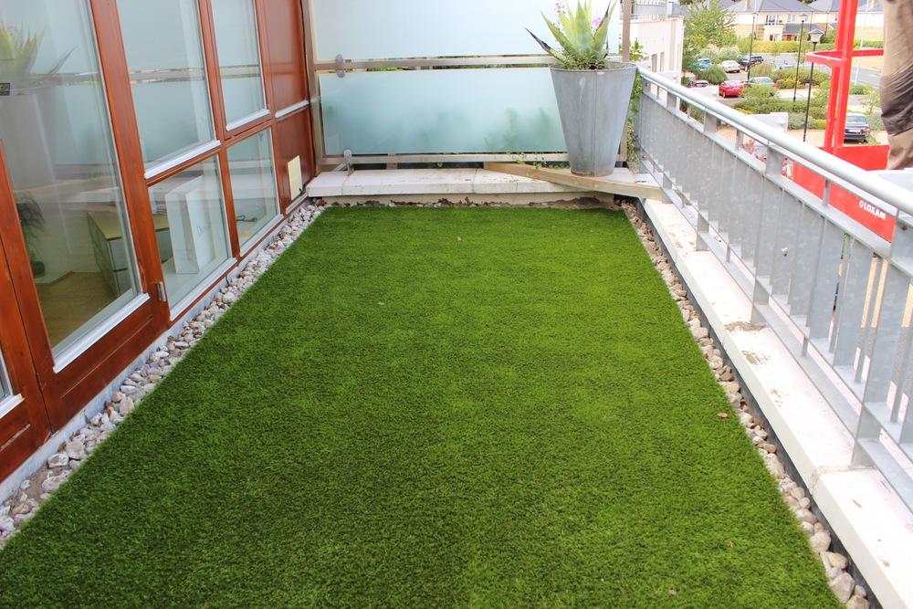 Apartment Balcony Garden Dublin Amazon Landscaping