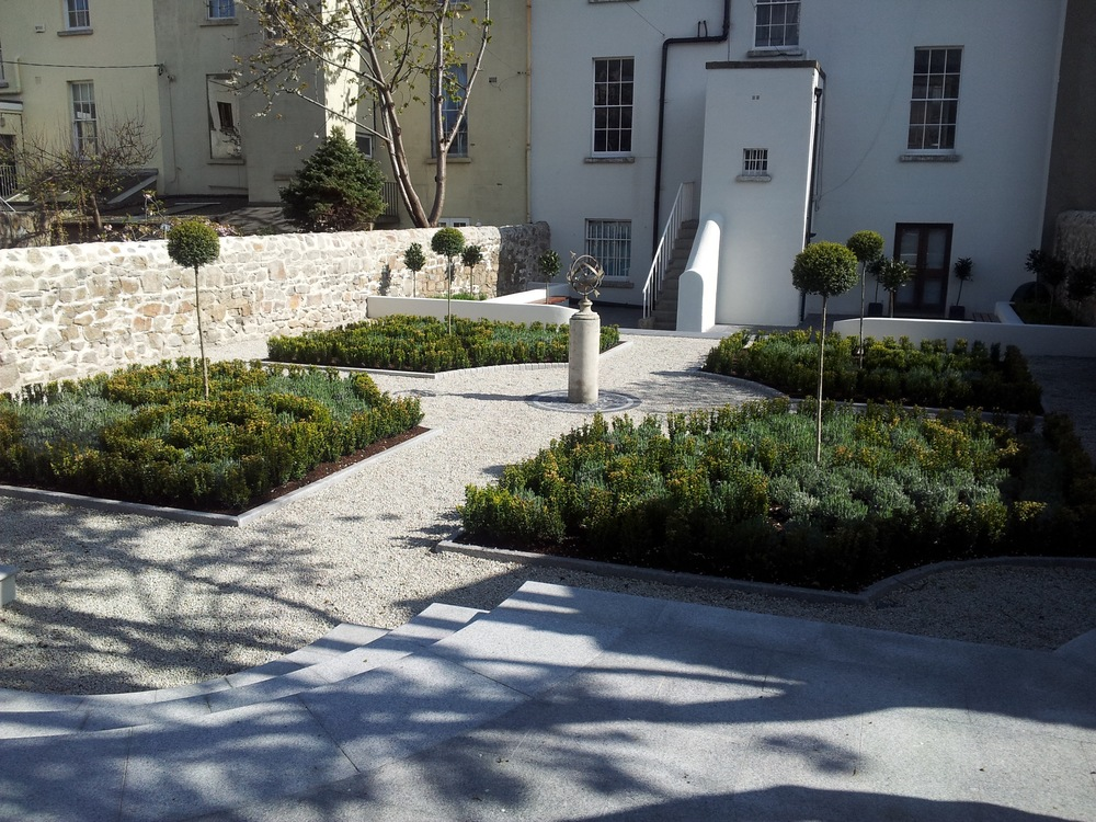 Award Winning Formal Garden