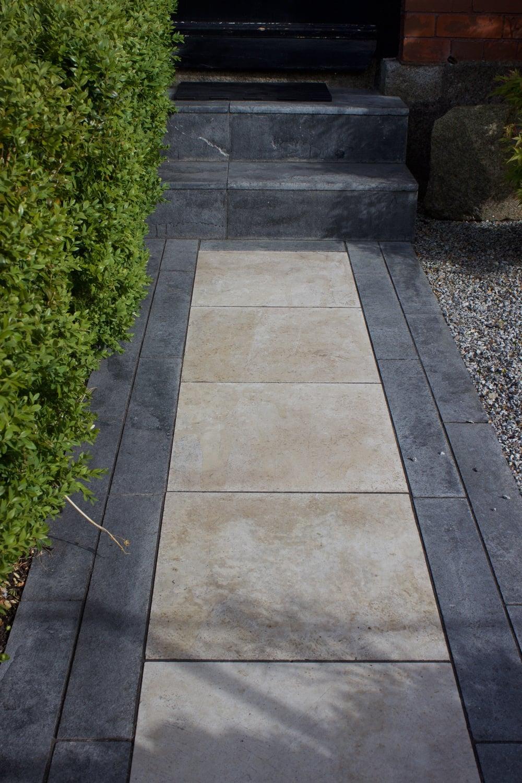 limestone and travertine garden path design.jpg