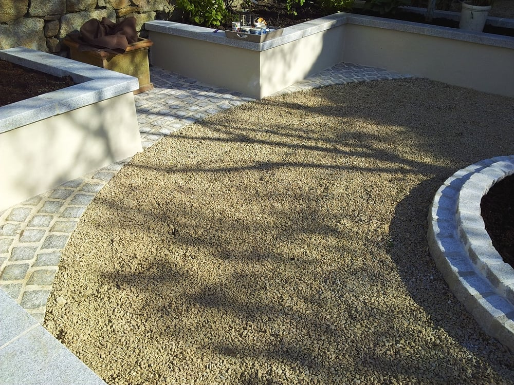 mid terrace planters