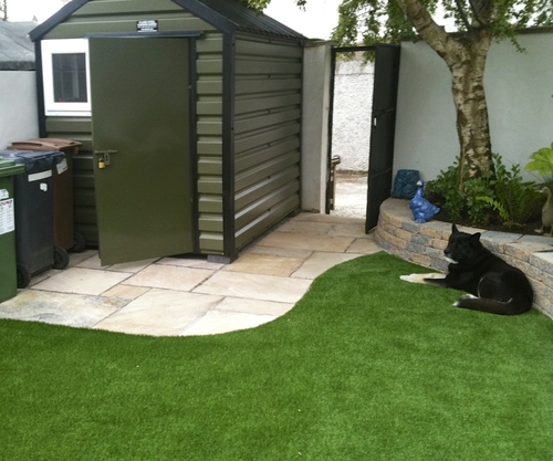 The Best Of Small Garden Design Dublin Low Maintenance Bgarden