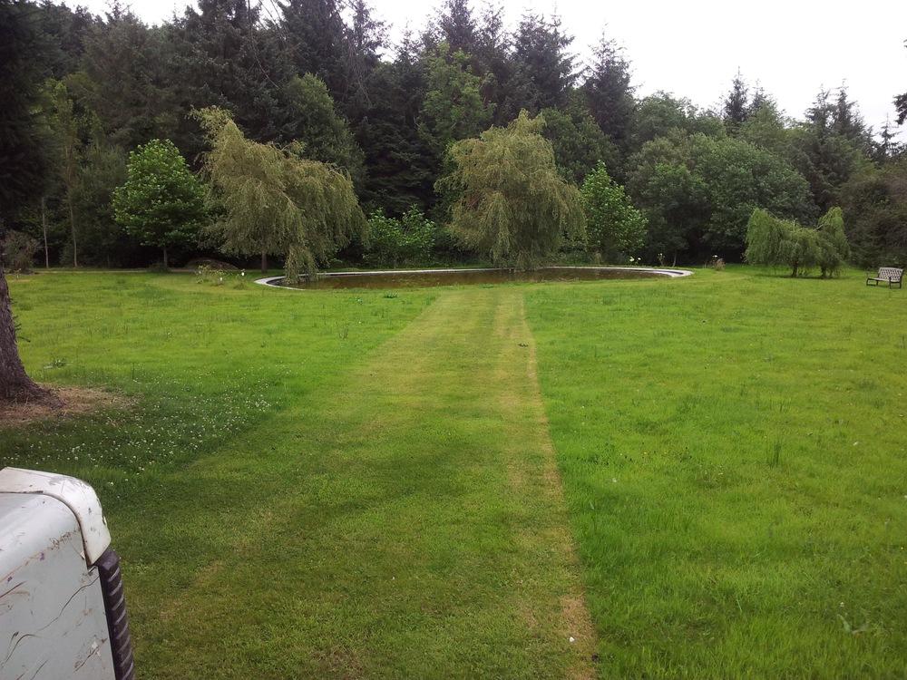 Formal Garden restoration