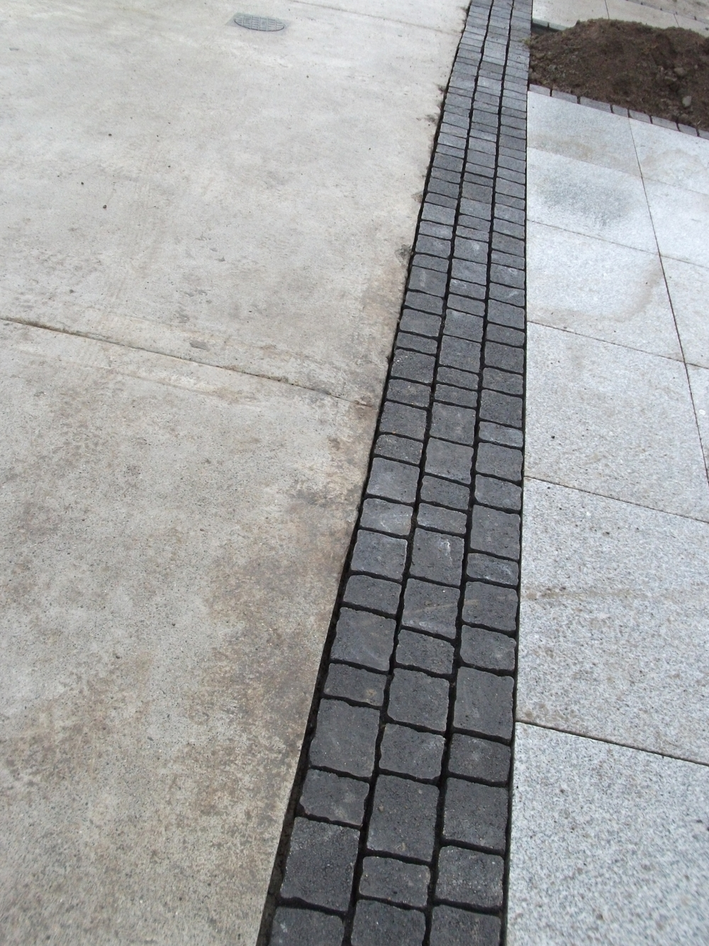granite edging