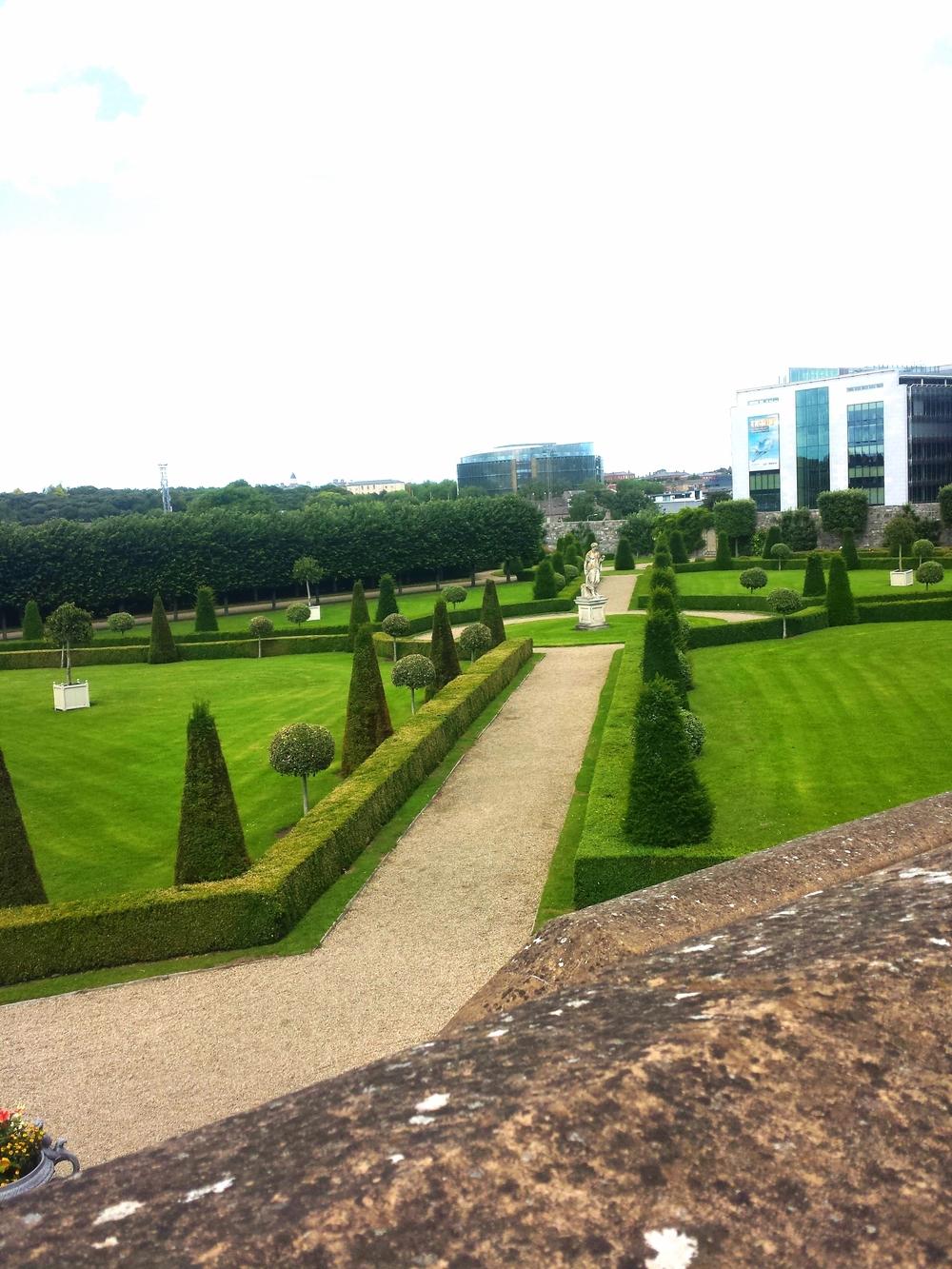 Kilmainham Hospital Garden