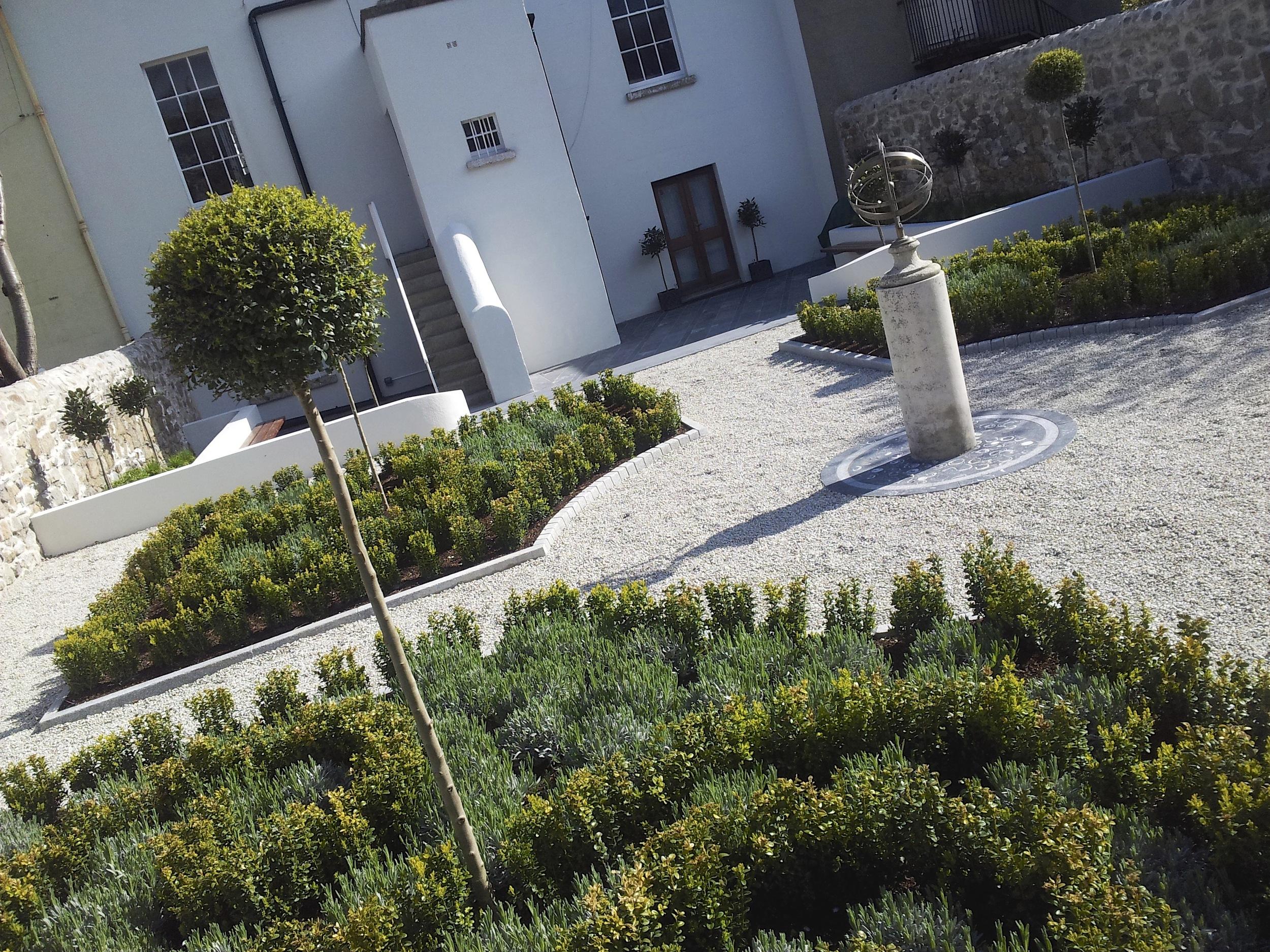 18th Century Garden Restoration