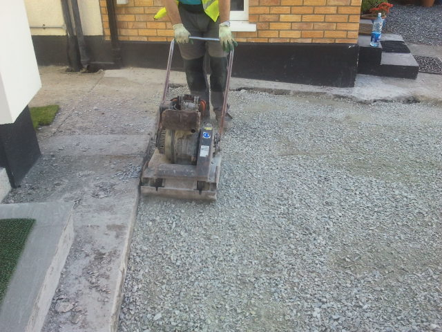 compacting 804