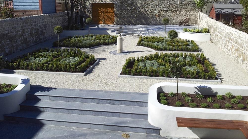 Lovely Landscape Restoration And Classical Garden Design
