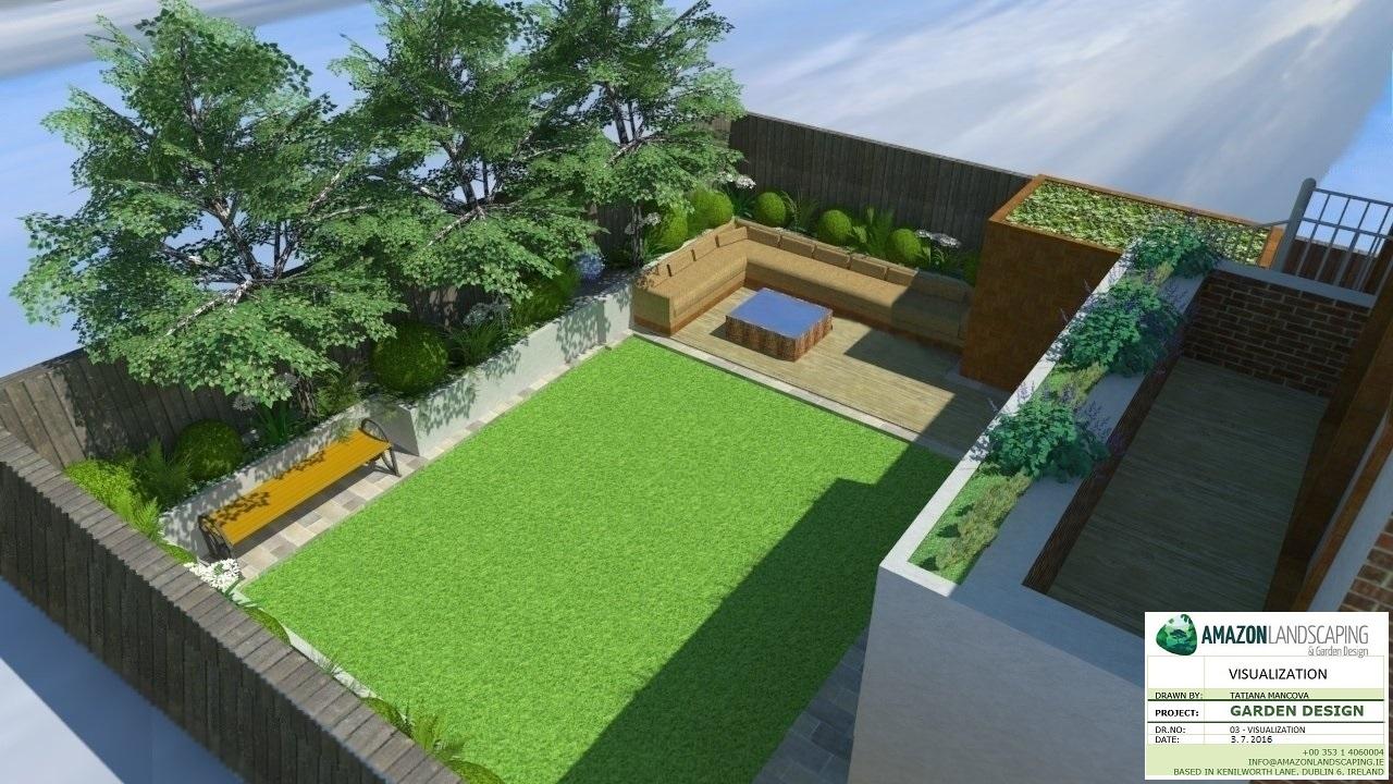 Garden Design Ireland 3d garden design gallery — amazon landscaping -