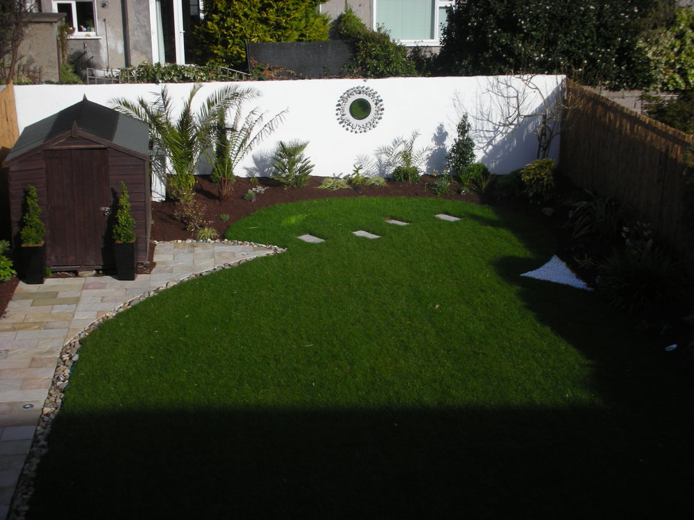Back GArden monkstown Monkstown.JPG