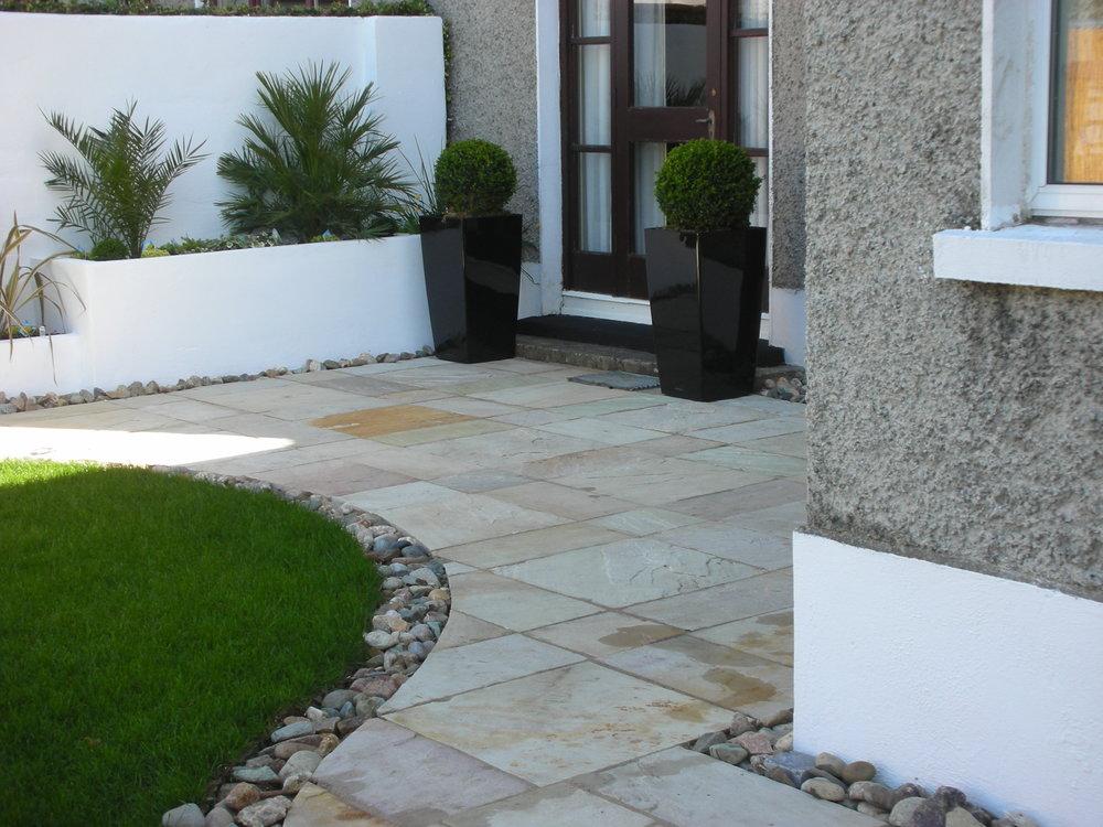 back Garden paving.JPG