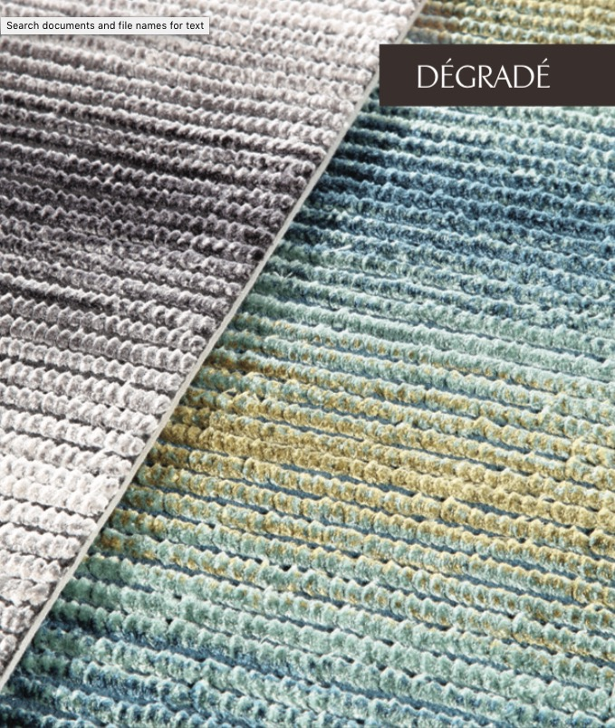 Dégradé COLLECTION  Star Viscose