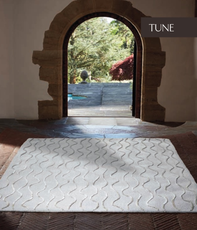 TUNE COLLECTION  Star Wool & Viscose
