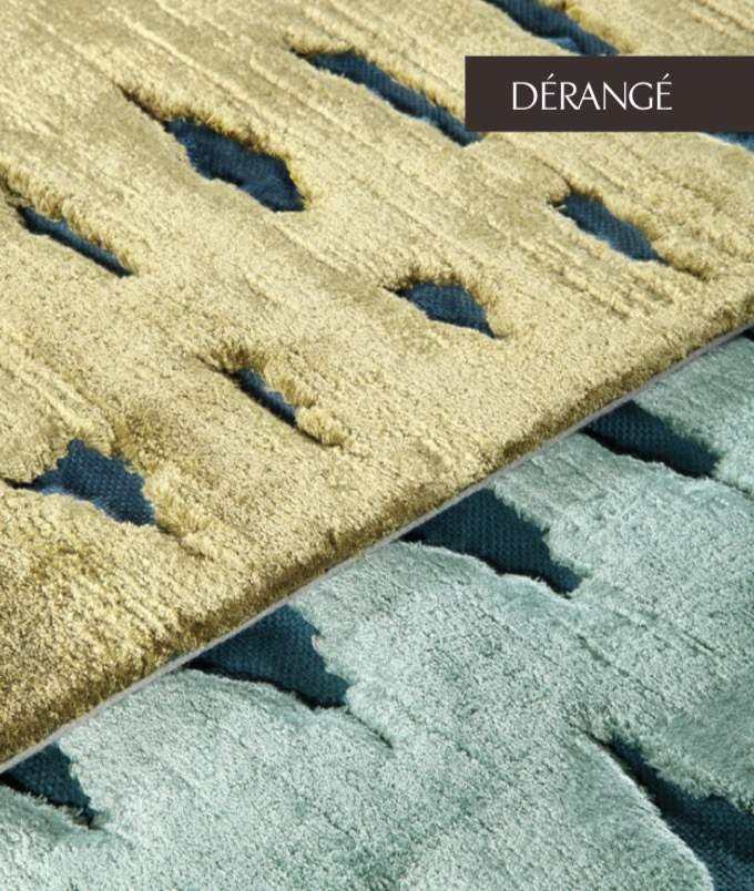 Dérangé COLLECTION  Star Viscose