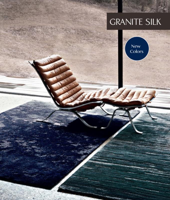 GRANITE SILK NEW COLOURS  Granite Silk