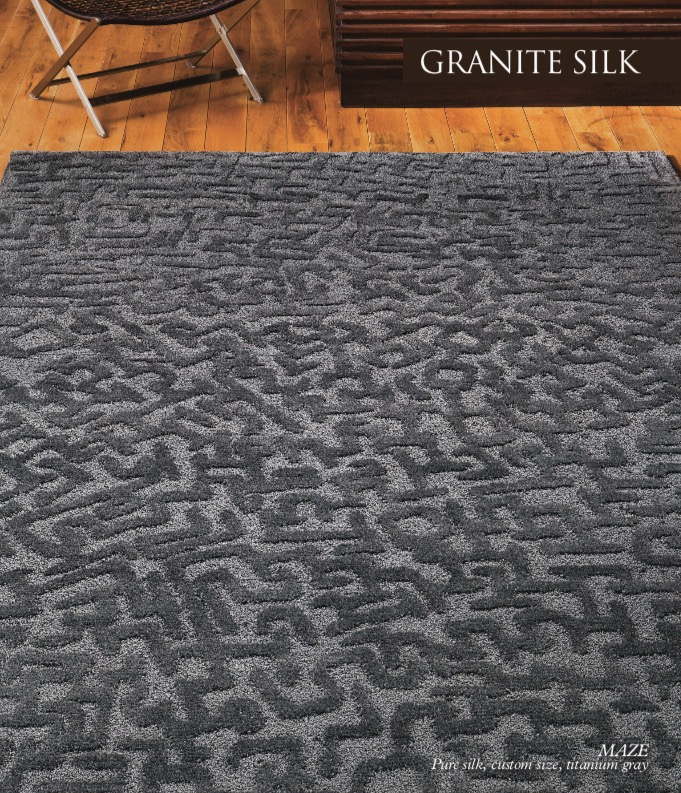 GRANITE SILK COLLECTION  Granite Silk