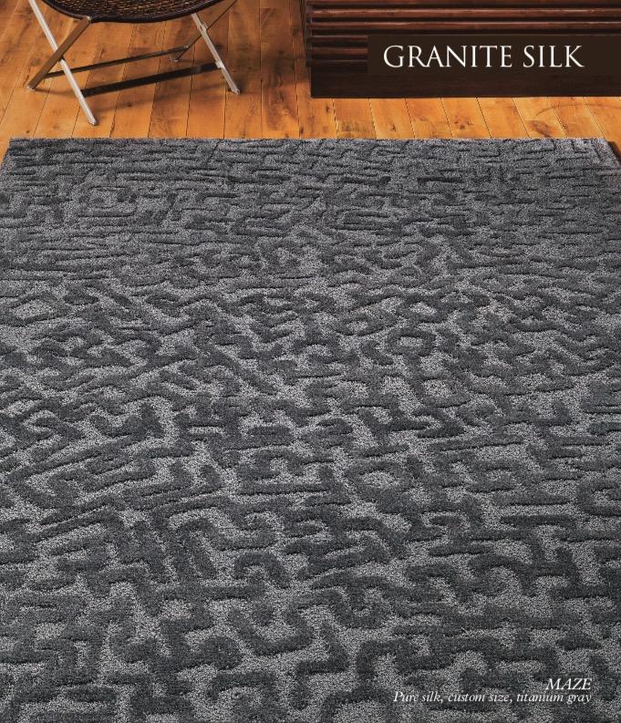 GRANITE SILK COLLECTION  Granite Silk