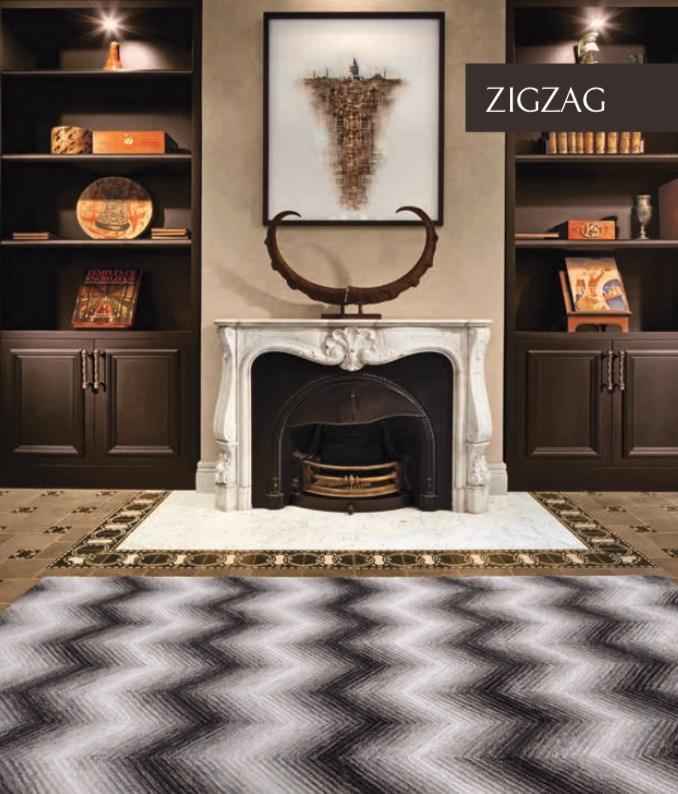 ZIGZAG COLLECTION  Star Viscose