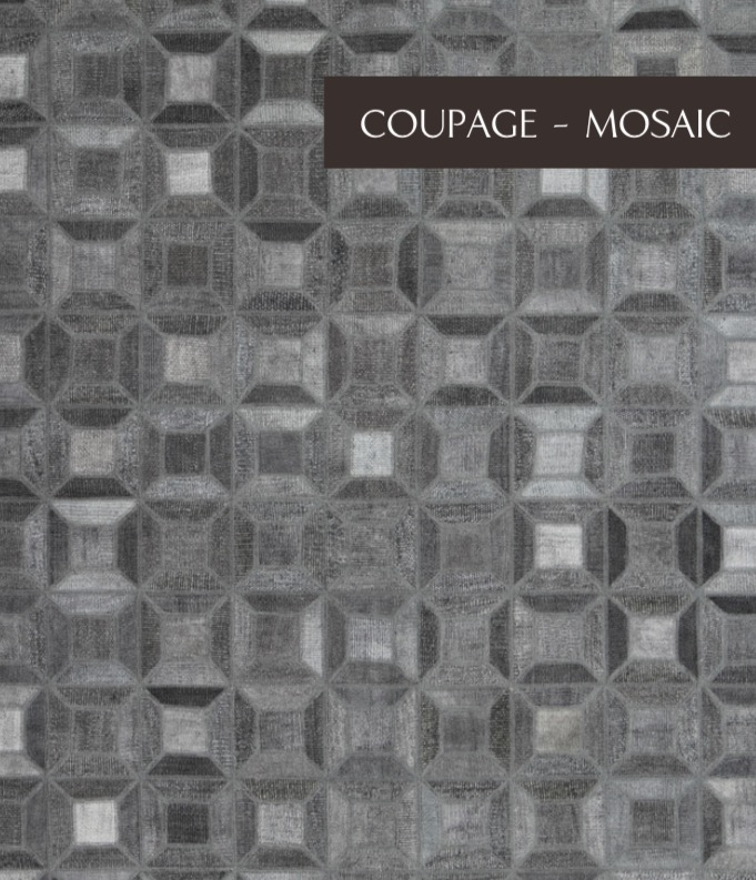 COUPAGE MOSAIC COLLECTION  Coupage