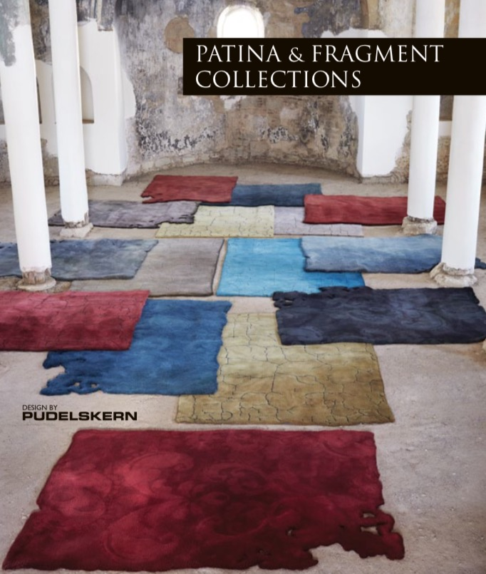 PATINA & FRAGMENT COLLECTIONS  Discontinued