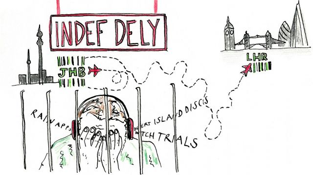 Indef Dely: The Longest Night Of My Life (The Dolly Mail)