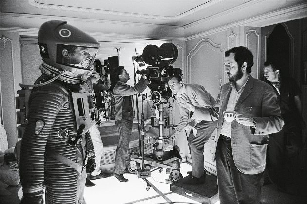 Why Mr Stanley Kubrick Is An Inspiration To Us All (MR PORTER)