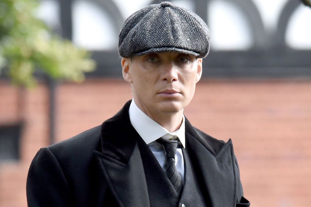 The Beautiful Scarecrow: Cillian Murphy (The Rake)