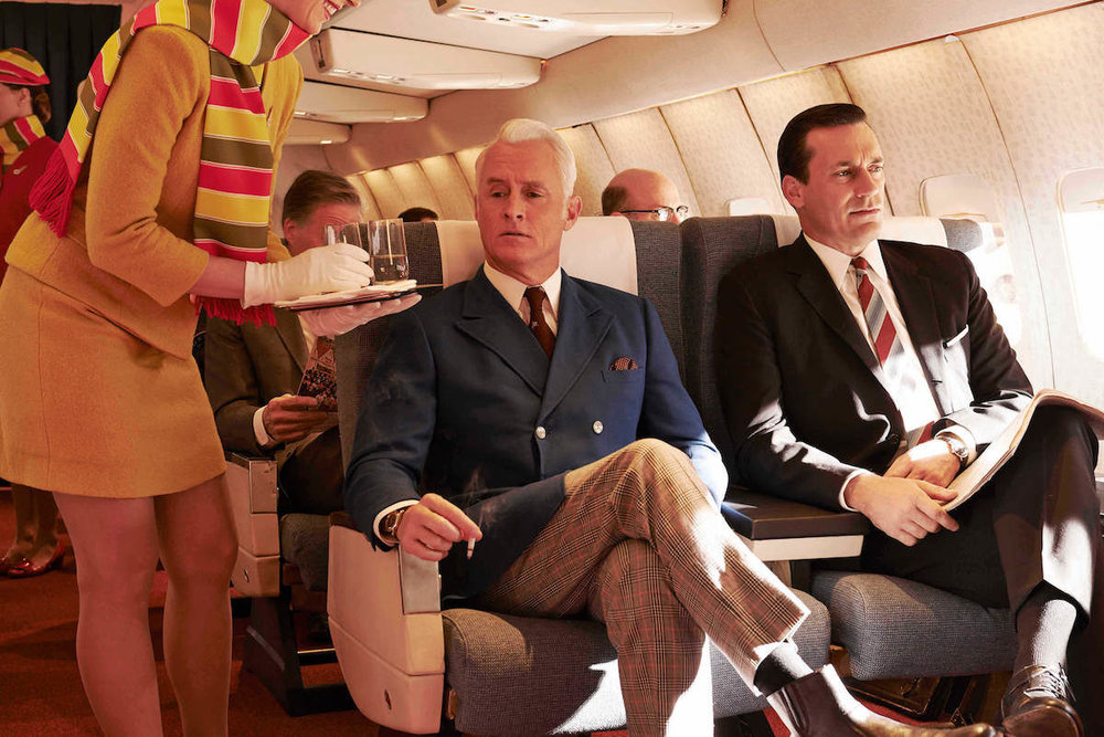 Mad Men Style: 10 Years On (The Rake)