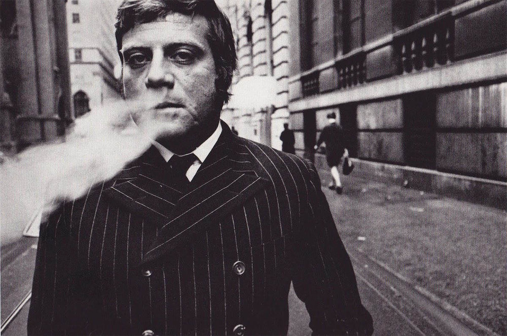 Oliver Reed: Are You Not Entertained? (The Rake)