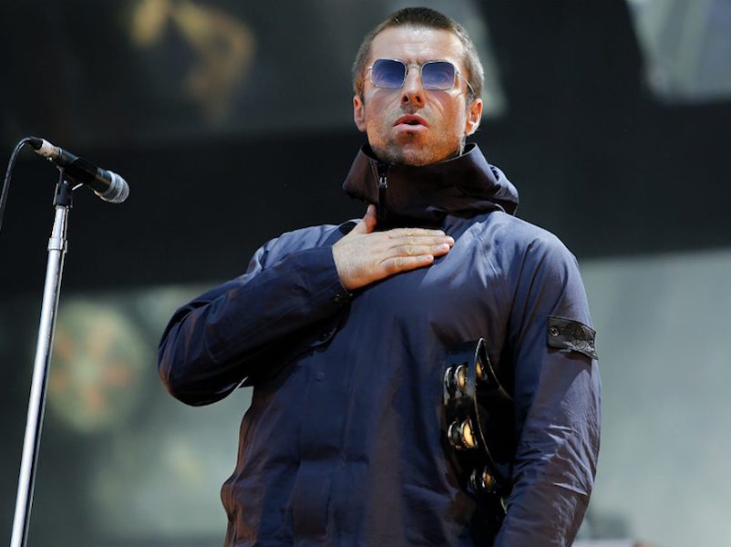 Liam Gallagher: Songbird (The Rake)