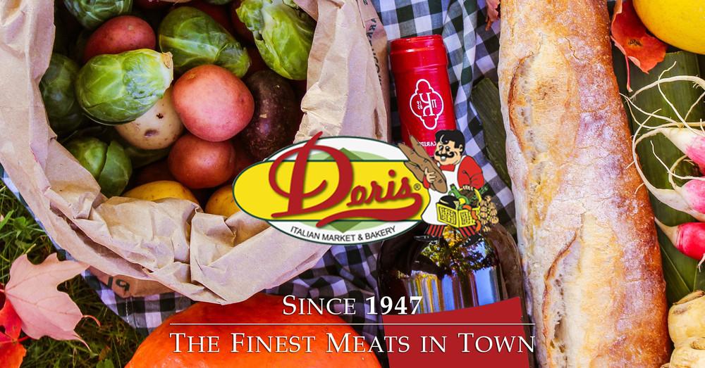 Doris Italian Market & Bakery Paid Facebook Page Likes Ad