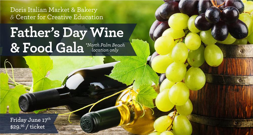 Doris Italian Market & Bakery Paid Facebook Event Ad