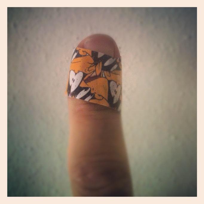 finger poke