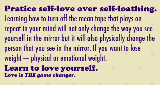 practice self love lacy young