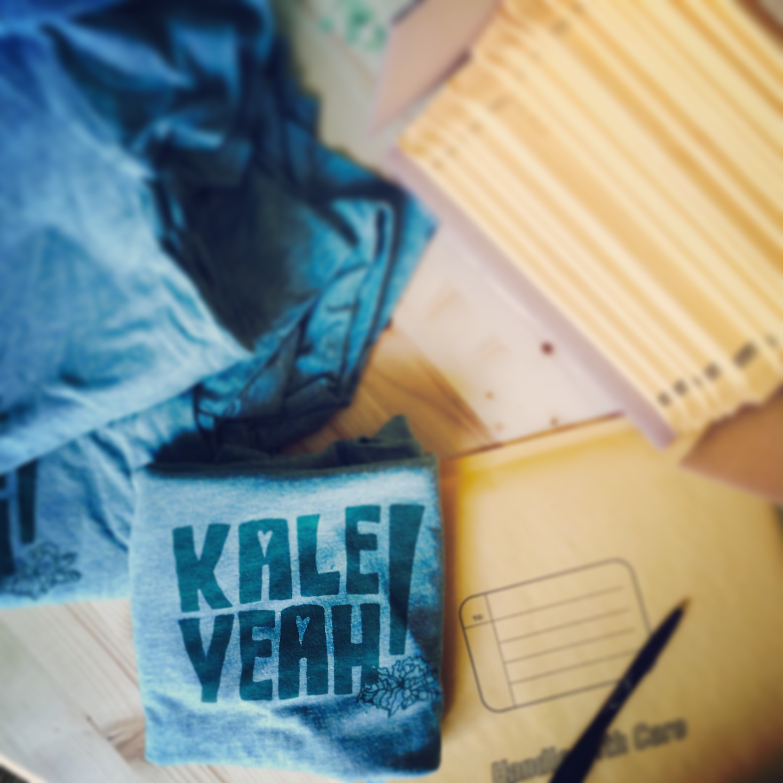 Kale Yeah T's + Tanks