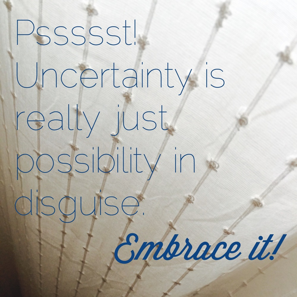 emrace possibility - Lacy Young