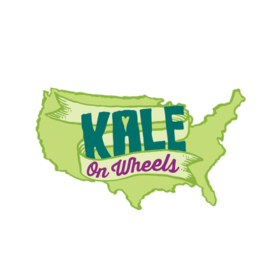 kale on wheels
