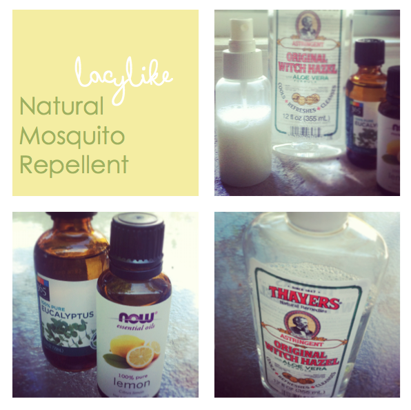 Natural Mosquito Repellant