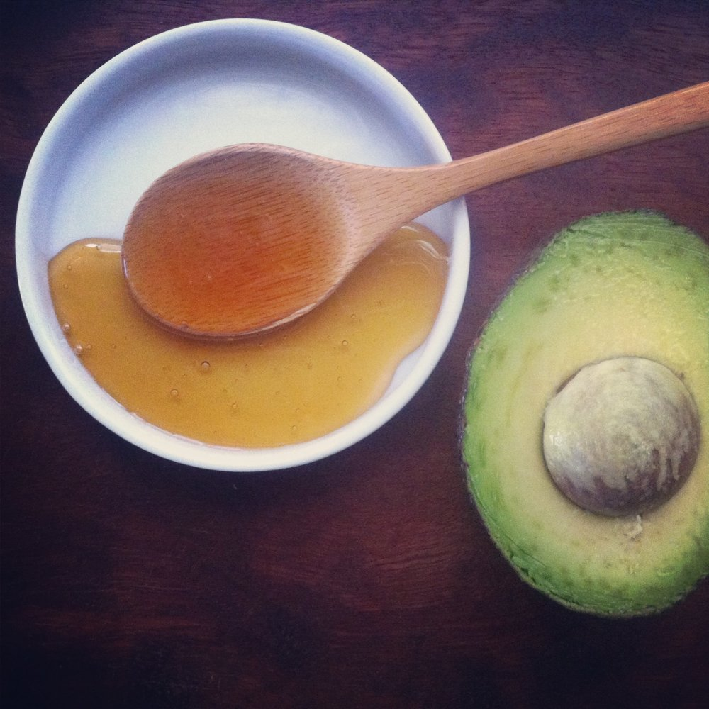 Avo + Honey Mask