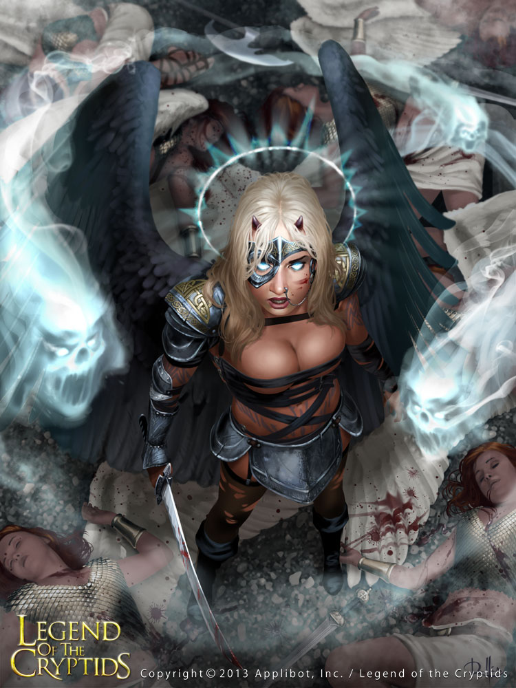 Applibot | Legend of the Cryptids