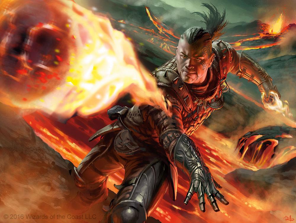 Eternal Masters: Firebolt