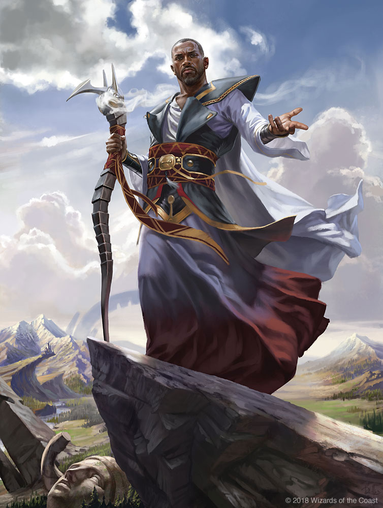 Dominaria: Teferi, Hero of Dominaria