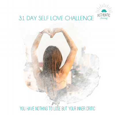 Reclaim Love - The 31 Day Total Self Love Challenge is an opportunity for you to step up and proactively start changing the negative self talk and habitual criticism so many of us face on a daily basis.  It is an opportunity to commit to total self-acceptance and self love for a short period of time and see what happens.Popular thought states that it takes 21 days to create a habit.  Let's see if what happens if you give into the notion that you are good enough, lovable and perfect as you are for 31days.